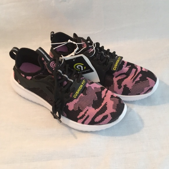 cc0820f2c4b Girls C9 Champion Poise Athletic Shoes Pink Camo